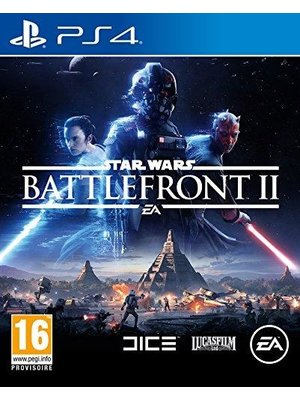Electronic Arts Star Wars: Battlefront 2 (PS4)