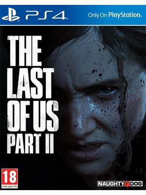 Sony The Last of Us: Part II (PS4)