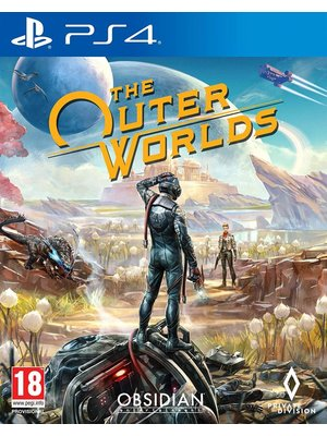 TakeTwo The Outer Worlds (PS4)