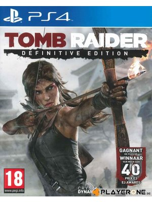 Square Enix Tomb Raider (Definitive Edition) PS4