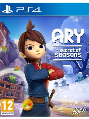 MindScape Ary and the Secret of Seasons (PS4)