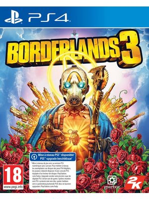 TakeTwo Borderlands 3 (PS4)