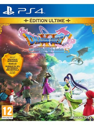 Square Enix Dragon Quest XI S: Echoes of an Elusive Age - Definitive Edition (PS4)