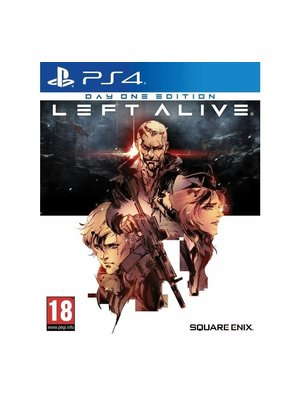 Big Ben Left Alive: Day One Edition (PS4)