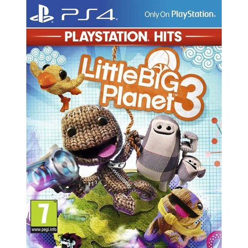 Sony Little Big Planet 3 (PlayStation Hits)  PS4