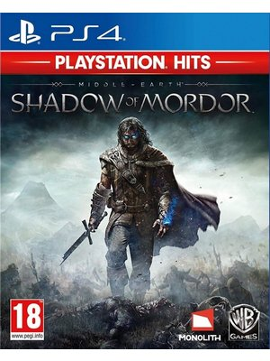 Warner Bros Middle-Earth: Shadow of Mordor (PlayStation Hits) (PS4)