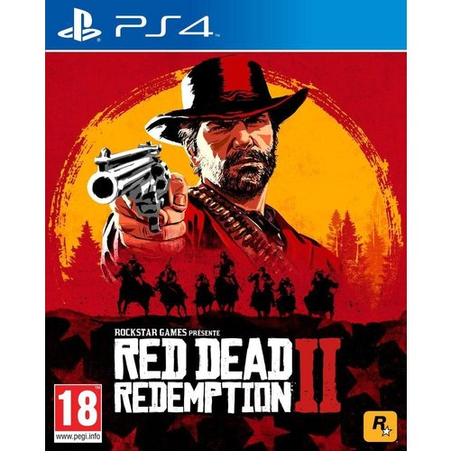 TakeTwo Red Dead Redemption 2 (PS4)
