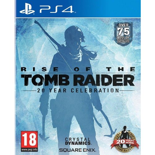 Square Enix Rise of the Tomb Raider: 20 Year Celebration (PS4)