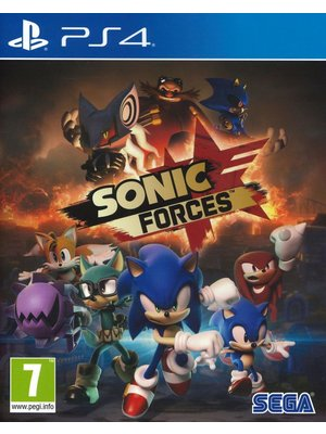 SEGA Sonic Forces (Standard Edition) (PS4)
