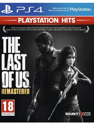 Sony The Last of Us: Remastered (PlayStation Hits) (PS4)
