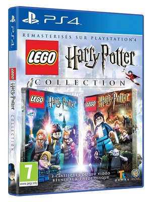 Warner Bros LEGO Harry Potter Years 1-7 Collection (PS4)