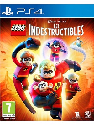 Warner Bros LEGO: The Incredibles (PS4)
