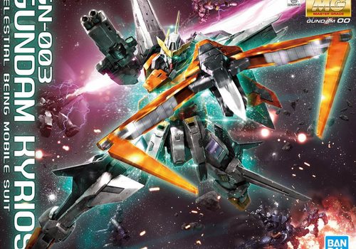 Gundam MG Sets