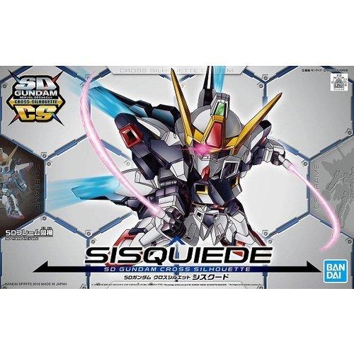 Bandai Gundam SD Cross Silhouette Sisquiede Model Kit 09