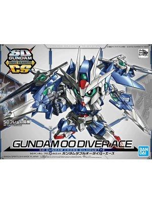 Bandai Gundam SD Cross Silhouette Freedom Gundam Model Kit 08