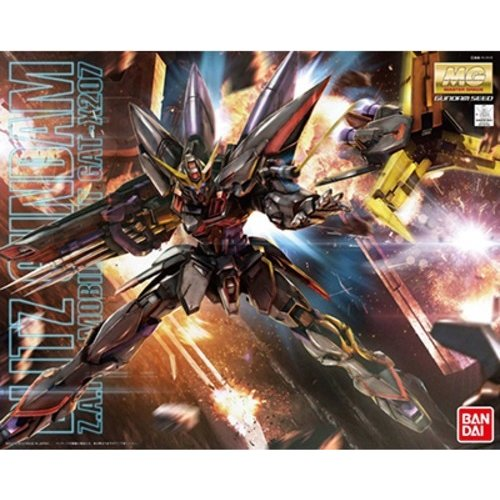 Gundam MG 1/100 Seed GAT-X207 Blitz Gundam Z.A.F.T. Model Kit