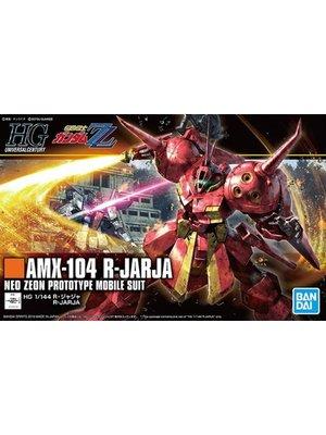 Bandai Gundam HGUC 1/144 AMX-104 R-Jarja Model Kit 13cm 220