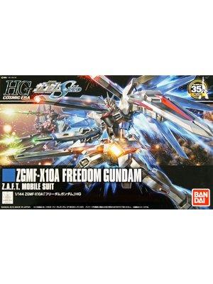 Bandai Gundam HGCE 1/144 MSG Seed ZGMF-X10A Freedom Gundam Model Kit 192