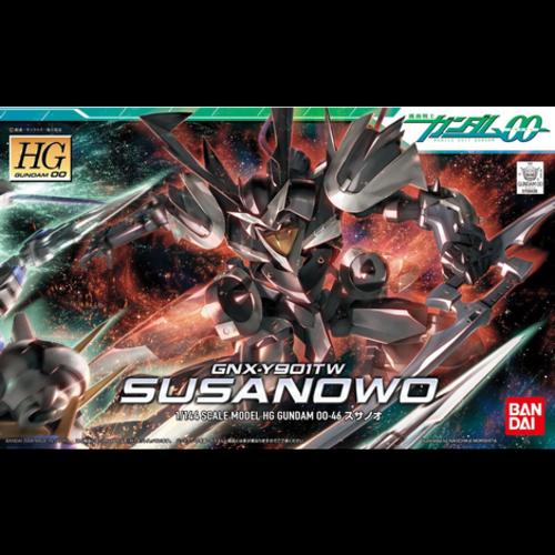 Bandai Gundam HG 1/144 OO MSG Susanowo GNX-9O1TW Model Kit 13cm 46