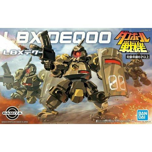 Gundam LBX Deqoo Model Kit 002