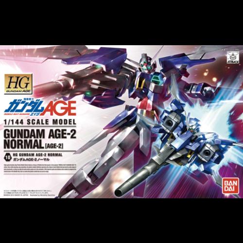 Gundam HG 1/144 Gundam Age-2 Normal Model Kit 10