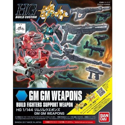 Gundam HG 1/144 GM/GM Support Weapon Model Kit 030