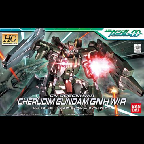 Gundam HG 1/144 Cherudim Gundam GNHW/R Model Kit 13cm 48
