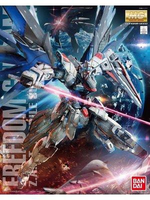 Bandai Gundam MG Freedom Gundam Z.A.F.T Mobile Suit ZGMF-X10A Ver 2.0 1/100 Model Kit