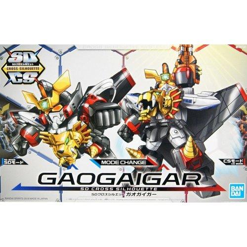 Bandai Gundam SD Cross Silhouette Gaogaigar Model Kit 10cm 05