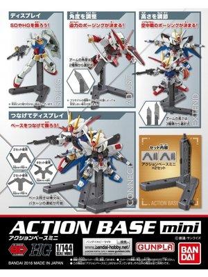 Bandai Gundam Action Base Mini x2 Model Kit