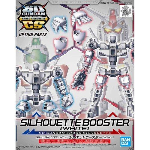 Bandai Gundam SD Cross Silhouette Booster White Model Kit