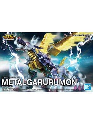 Digimon Figure-Rise Standard Metalgarurumon Amplified Model Kit