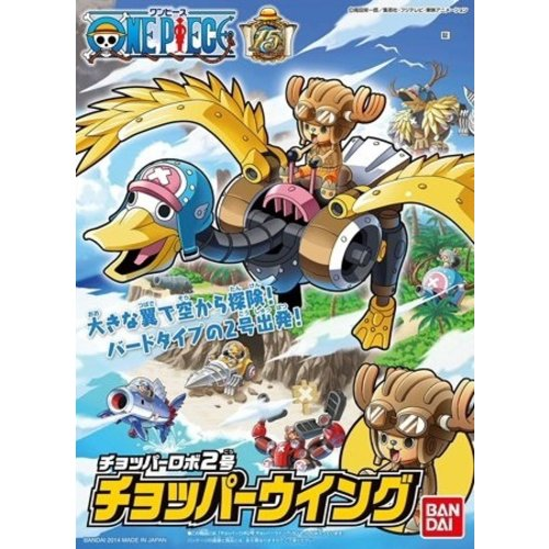 Bandai One Piece Chopper Robo 2 Chopper Wing Model Kit