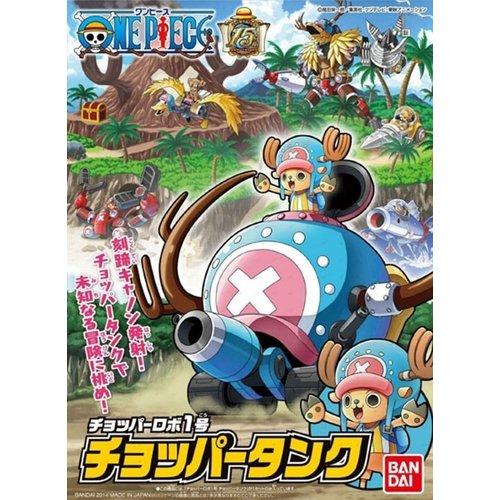Bandai One Piece Chopper Robo 1 Chopper Tank Model Kit