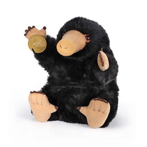 Harry Potter Fantastic Beasts Niffler Talking Pluche Noble Collection