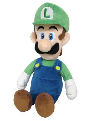 Super Mario Bros Luigi Pluche 15inch