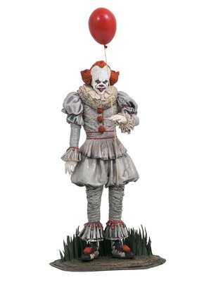 IT Chapter Two Pennywise PVC 10inch Statue Gallery Diamond