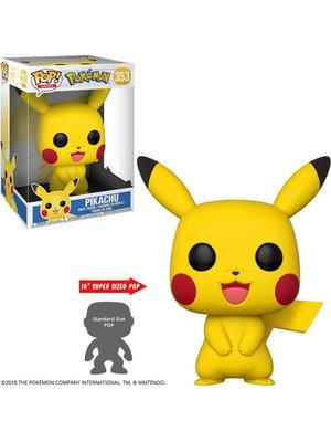Funko Funko POP! Pokemon 353 10Inch Pikachu