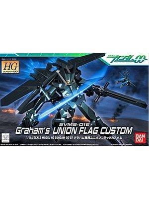 Bandai Gundam HG OO 1/144 SVMS-01E Graham's Union Flag Custom Model Kit 07