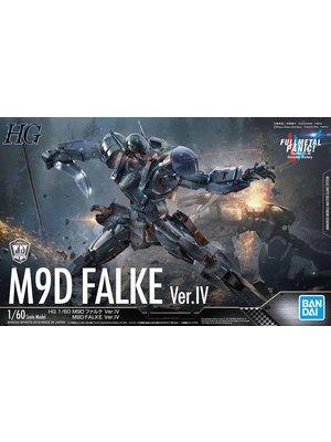 Bandai Full Metal Panic HG 1/60 M9D FalkeVer. IV Model Kit