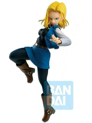 Dragon Ball Z Android Battle Figure Android 18 Bandai
