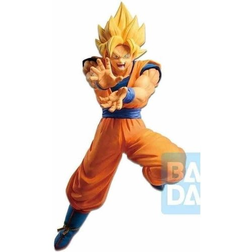 Dragon Ball Z Android Battle Figure Super Saiyan Son Goku Bandai