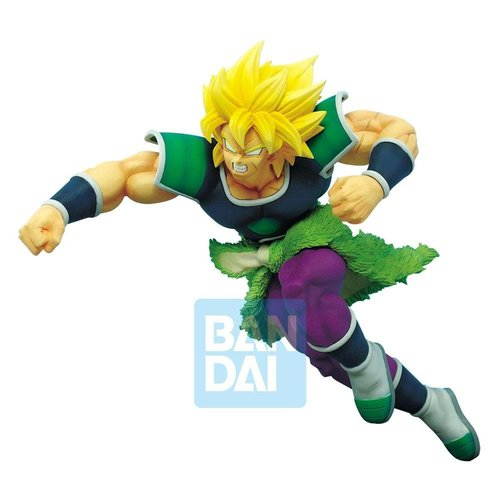 Dragon Ball Super Battle Figure SS Broly 19cm Bandai