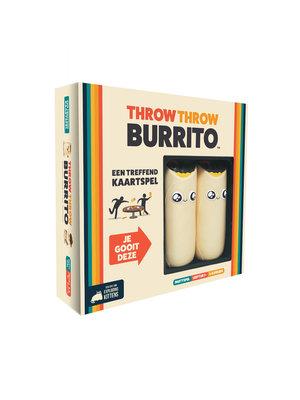 Throw Throw Burrito NL versie