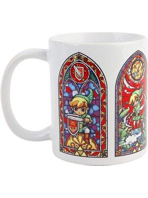 The Legend of Zelda Stainted Glass Mug 300ml