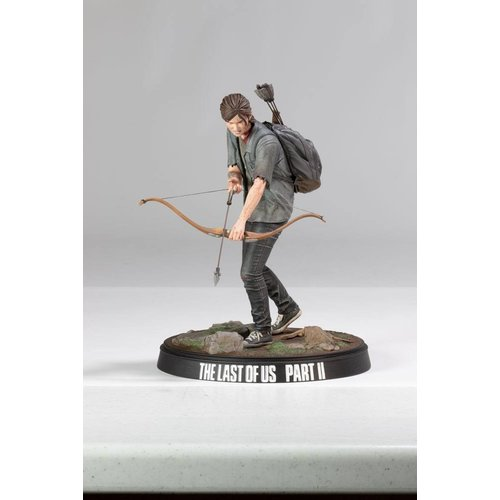 The Last of Us Part 2 Ellie with Bow 8inch Statue Dark Horse