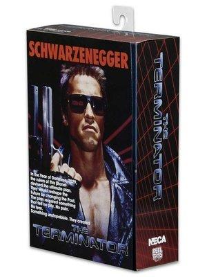 Terminator Ultimate T-800 Tech Noir Action Figure 7inch NECA