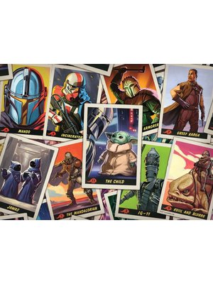 Star Wars The Mandalorian The Child Puzzle 500pcs 49x36cm Ravensburger