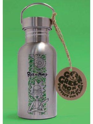 Rick and Morty Portal Aluminium Drink Bottle 500ml