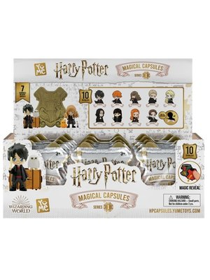Harry Potter Magical Capsules (10 to Collect) YuMe